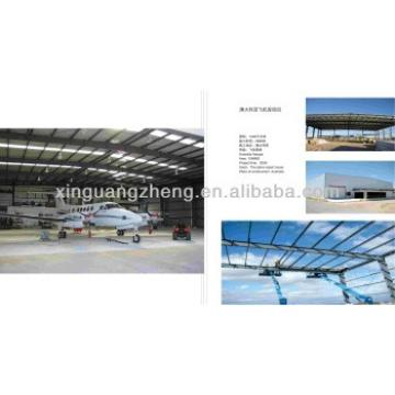 Prefab hangar buildings