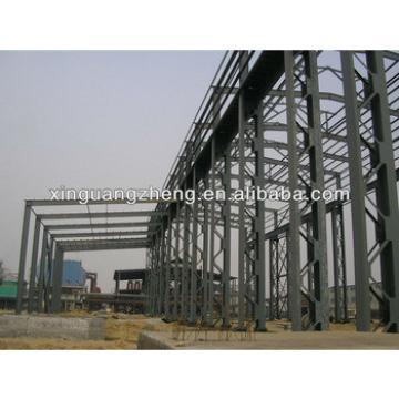 light structural steel hangar building design construction