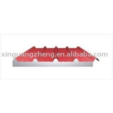 Polystyrene(EPS) Sandwich Panel for roofing /warehouse /prefab house home/building project