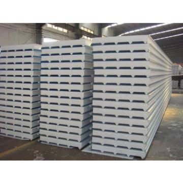 Galvanized Color metal EPS sandwich panel for roofing and wall and warehouse