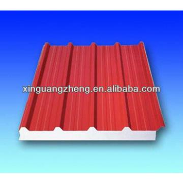 XGZ Lower price EPS sanwich wall panels
