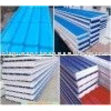 Structural insulated EPS sandwich panel