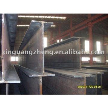 welded Steel H beam