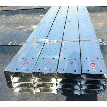 Cold formed C section/channel steel for purlin