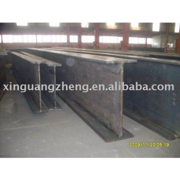Steel structure welded H beam