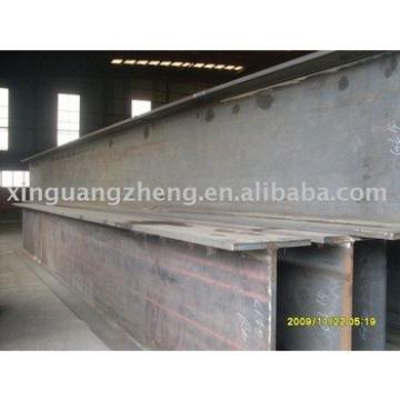 Steel welded H beam