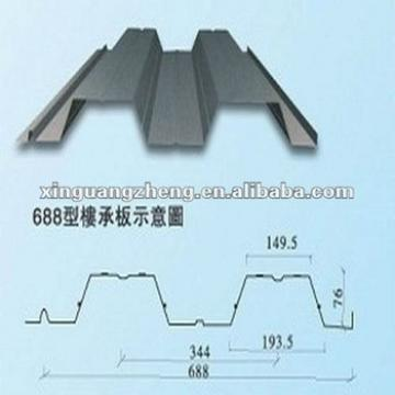 Floor Decking Steel Sheet (YX688)