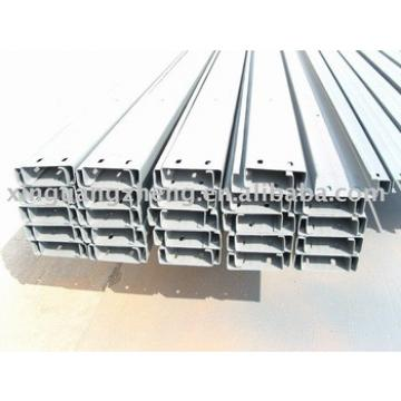 C section steel