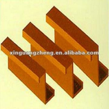 roof purlin Z steel beam Z section steel for prefabricated warehouse /steel building/poutry shed /garage
