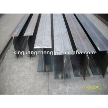 steel structure building H beam