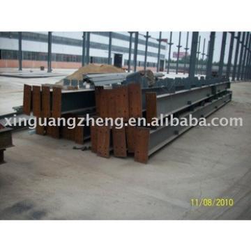 H beam warehouse metal building materials