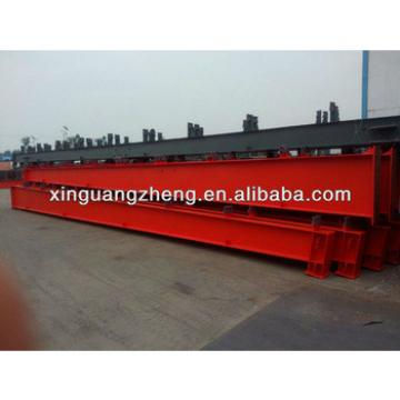 steel construction materials welded H beam