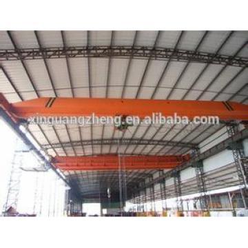 prefabricated strength warehouse overhead crane price