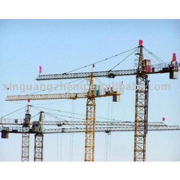 types of construction tower crane deisgn