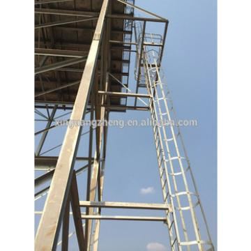 Used in water tank tower bottom light steel structure