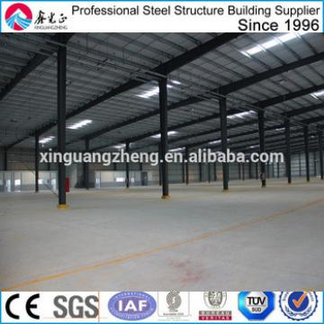 CE certification low cost oversea used prefabricated steel warehouse type tent price china steel structure Group founded in 1996