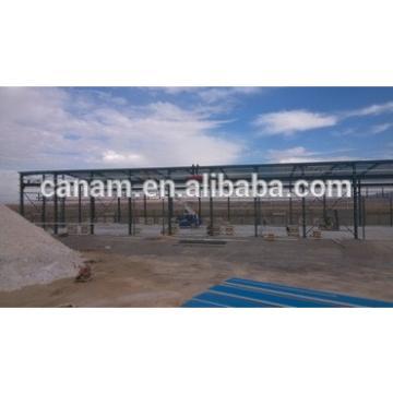 design steel structure workshop plan