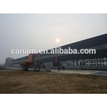 High quality steel beam and column industrial plant