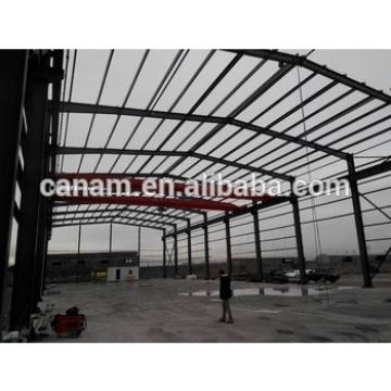 low cost high light steel structure warehouse