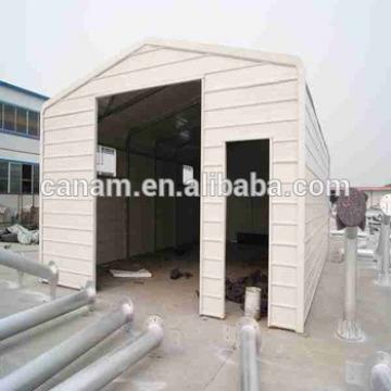 China made garage steel structure garage