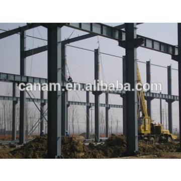 construction design steel structure warehouse steel frame warehouse