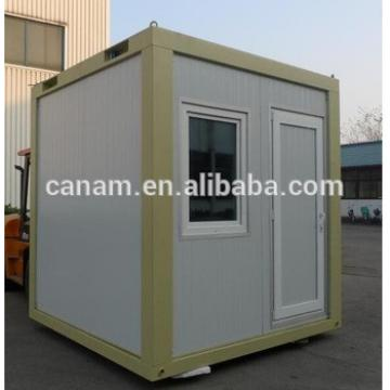 small single room flat pack prefab container homes