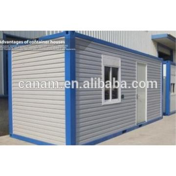 mini container guest house iron structure cheap modular prefab house