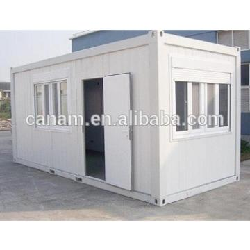 customzied durable prefab modular housing container house with pvc sliding window