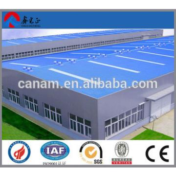export to african steel structure warehouse with one-stop service