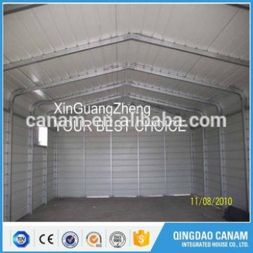 online shopping ready made steel structure prefabricated house Small warehouse