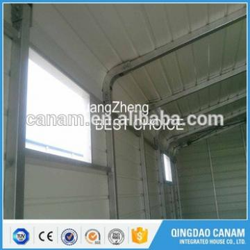 Chinese business partner steel structure warehouse in mexico with steel roof trusses