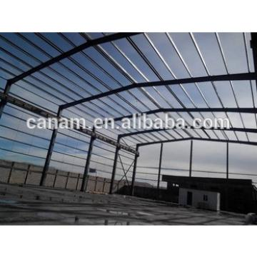 Made in China light Steel Structure Building Exported to South Africa