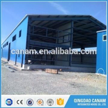 Construction Designed Light Steel Structure Framing Warehouse/Metal Sheds Buildings