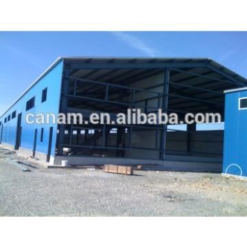 Alibaba supplier prefab steel structure villa prefabricated sandwich panel house