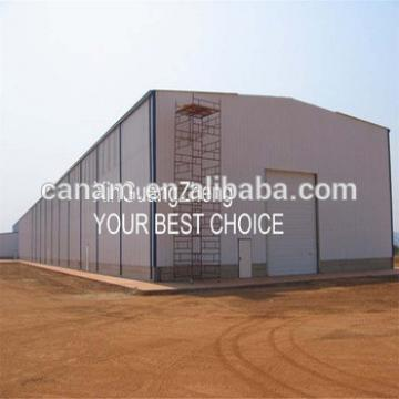 Commercial Cheap pre engineered steel buildings to Saudi Arabia