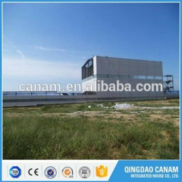 prefabricated workshop storage shed steel structure building in warehouse by steel beam