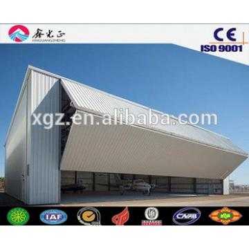 prefab structure steel warehouse hangar