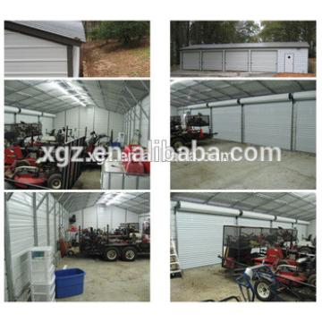 Portable Steel Structure Garage for car parking