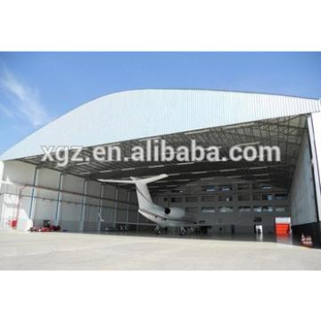 Low Cost Movable Steel Structure Aircraft Hangar