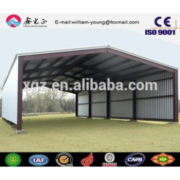 Movable and Modular Prefab Steel Structure Carport