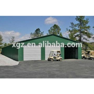China Prefab Steel Structure Corrugated Steel Sheet Car Garage