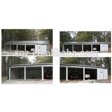 Prefabricated Good Quality Light Steel Structure Garage