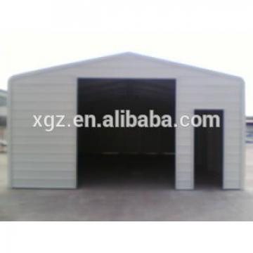 Low Cost Light Steel Structure Car Garage