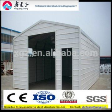 metal shed structure/steel shed