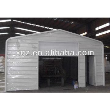 XGZ Prefab Steel sheet Structure Car Garage for sales