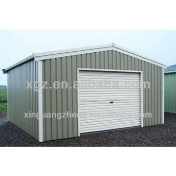 China metal car shed design