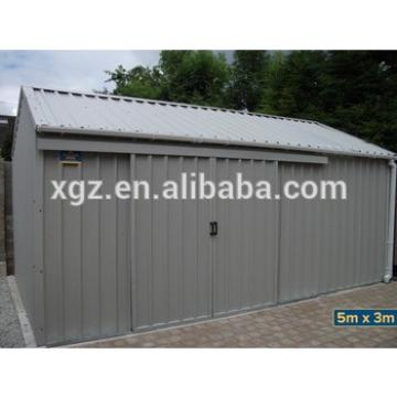 Earthquake Resistant high quality prefabricated metal garage building
