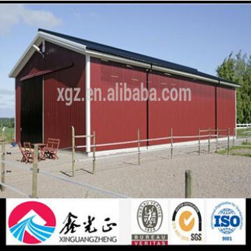 Portable Steel Structure Prefab Garage