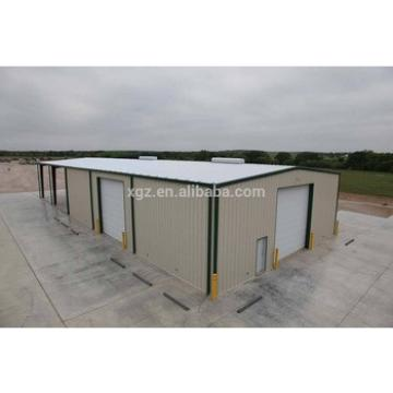 Prefabricated steel fabrication garage barn