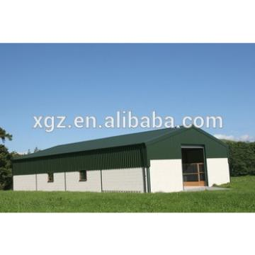 Low cost esay installation car shed in farm